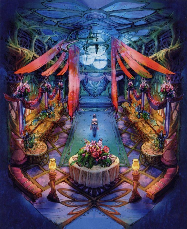 Final Fantasy X - Seymour's Mansion