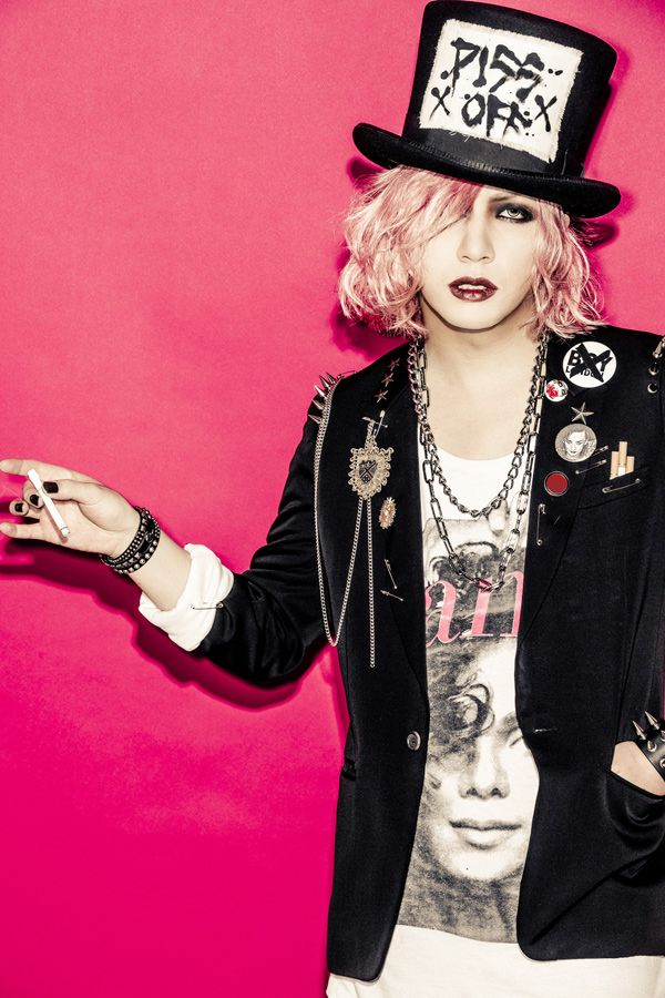 the GazettE : RUKI
