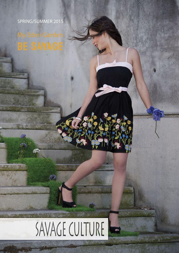 Tendencia ROMANTIC Spring/Summer 2015. Más en www.savageculture.com