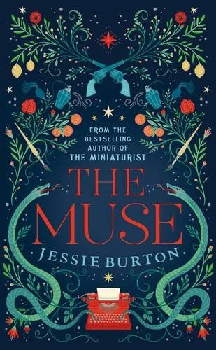 The Muse by Jessie Burton.  Shortlisted for BAMB Readers Awards  - Fiction category 2016. Published by Picador.