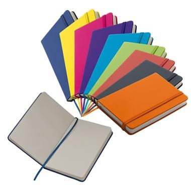 Fashionable Lubeck note book with an integrated bookmark allows you to find important notes immediately. Contact Promobrand for free design visuals and printing guides. with a wide selection of desk and office merchandise, we are sure to find something to suite your brand message or promotional needs. - See more at: http://www.promo-brand.co.uk