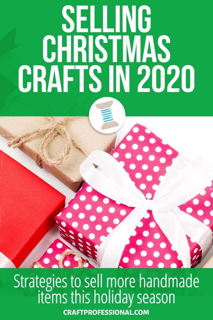 Christmas Shopping Trends For 2020 In 2020 Selling Crafts Online Handmade Business Crafts To Sell