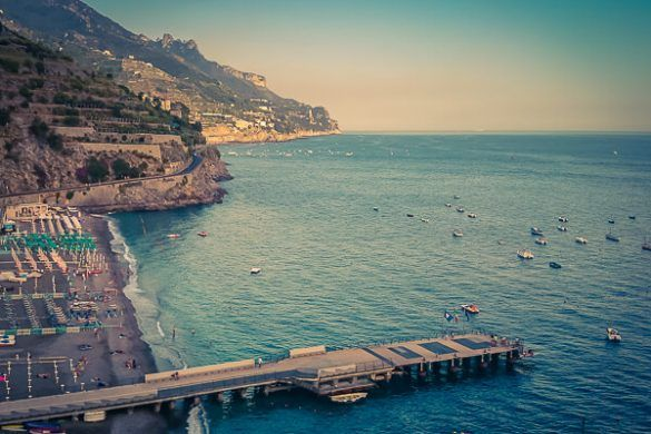 Looking for affordable hotels on the Amalfi Coast? We share accommodation and budget tips for this wonderful Italian region, including our favourite hotels!