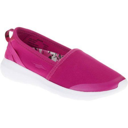 Avia Women's EscapeSlip-on Pilates Shoe, Size: 8.5, Pink