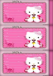 hello kitty invito 1