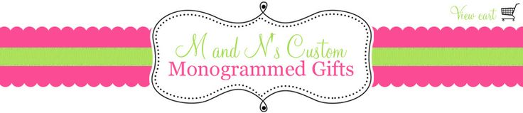 Personalized Monogrammed Gifts : Monogrammed Father's Day : Clairebella Gifts : Customized Cups : Monogrammed Scarves