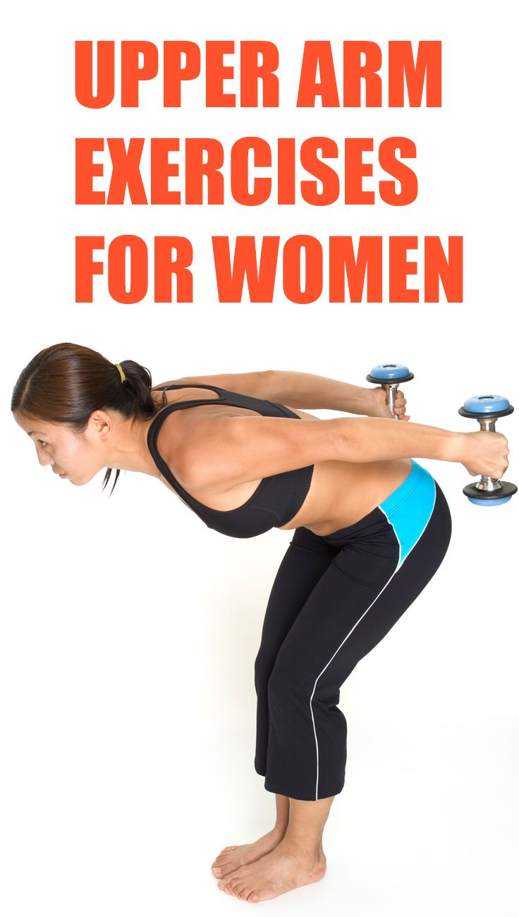 Given here are 3 effective upper arm exercises for women to get rid of that dreaded arm flab and tone and sculpt those triceps into beautiful curves. Read on to know more