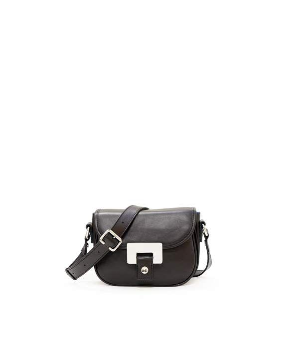 Olivia Mini Saddler Black   Lumi Accessories