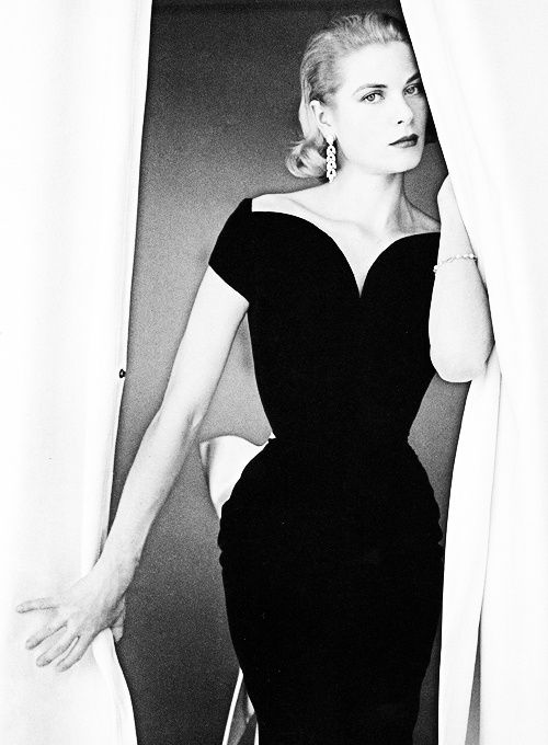 Grace Kelly and the LBD...