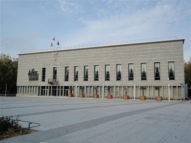 Hôtel de Ville de Lorient(56)