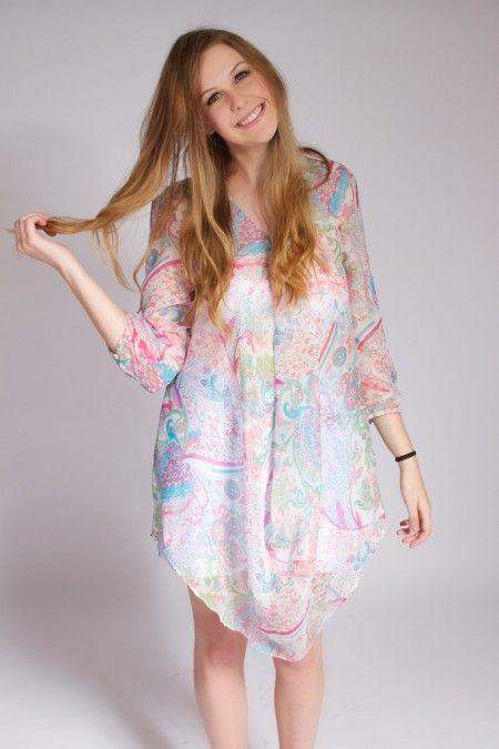 Summer Loving (silk georgette)