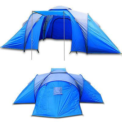 Tent #camping tent family tent #tents 6 man tent #camping #equipment tent,  View more on the LINK: http://www.zeppy.io/product/gb/2/141846957936/