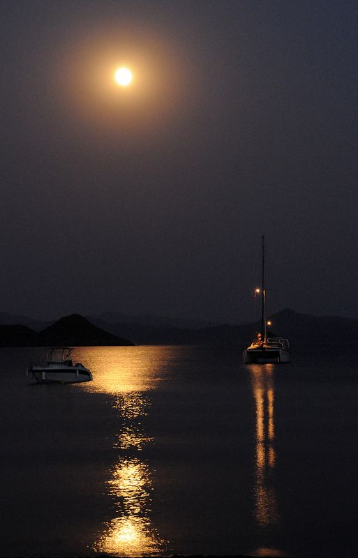 Full Moon (Datca,Muğla,Turkey)