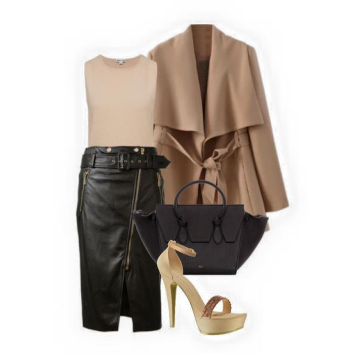 Bag (Celine) - Top (Whistles) - Shoes (Conf3ss)