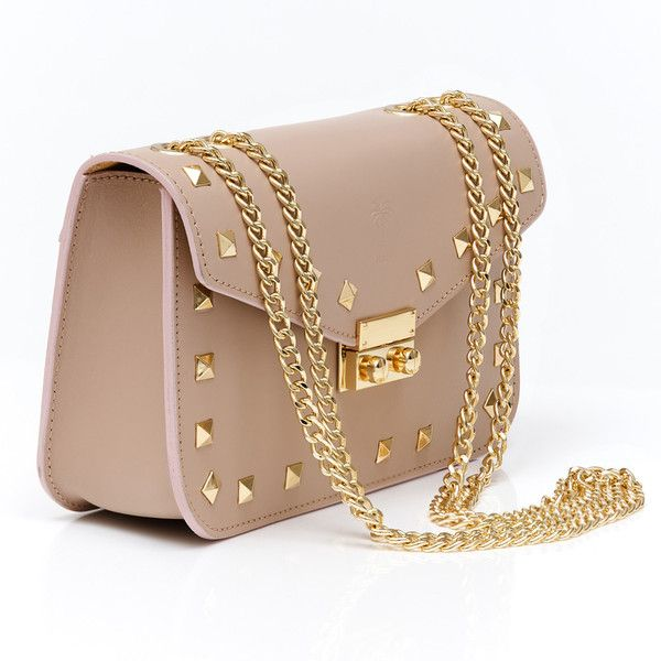 NEW STOCK A very stylish bag in beige color which is a perfect statement piece for any party. It is a bag you can carry anywhere and anytime.Fully lined inne...