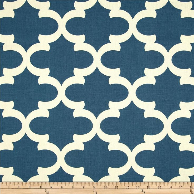 Premier Prints Fynn Cadet from @fabricdotcom  Screen printed on (approx. 6.5 ounce) cotton duck, this versatile, medium weight fabric is perfect for window accents (draperies, valances, curtains and swags), accent pillows, bed skirts, duvet covers, slipcovers, upholstery and other home decor accents. Create handbags, tote bags, aprons and more. *Use cold water and mild detergent (Woolite). Drying is NOT recommended - Air Dry Only - Do not Dry Clean.   Colors include ivory and blue.