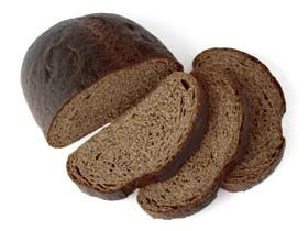 Black, German Rye Bread - Bread Maker recipe