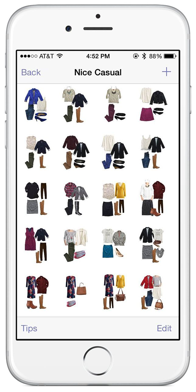 Putting Me Together - Stylebook: My Favorite Tool for Managing My Wardrobe