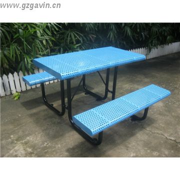 china outdoor table with umbrella hole outdoor picnic table with bench u0026 supplier fob price is usd
