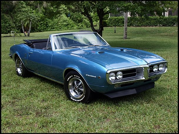 www.firebirdforsale.com  1967 Pontiac Firebird 400 for sale