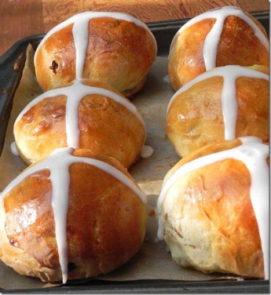 Hot Cross Buns | @L Mahaffey