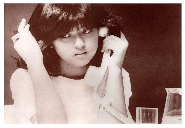 Yakushimaru Hiroko (薬師丸ひろ子) 1964-, Japanese Actress, 玉置浩二(元夫)