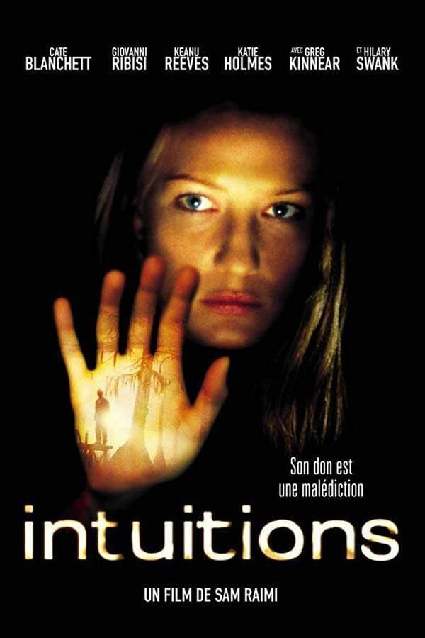 The Gift    Support: BluRay 1080    Directeurs: Sam Raimi    Année: 2000 - Genre: Horreur / Drame / Thriller / Mystère - Durée: 112 m.    Pays: United States of America - Langues: Français, Anglais    Acteurs: Cate Blanchett, Giovanni Ribisi, Keanu Reeves, Katie Holmes, Greg Kinnear, Hilary Swank, Gary Cole, Rosemary Harris, J.K. Simmons, Chelcie Ross, David Brannen, Michael Jeter, Kim Dickens, John Beasley, Lynnsee Provence, Hunter McGilvray