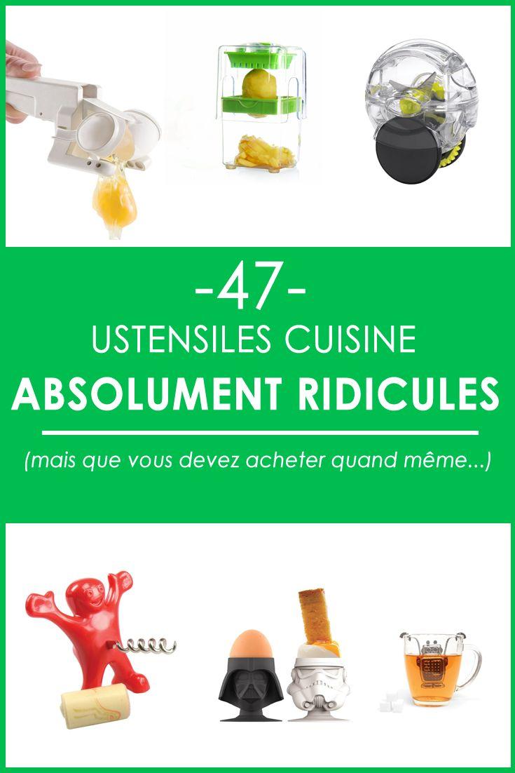 Objets cuisine originaux fabulous ustensiles de cuisine - Ustensile cuisine original ...