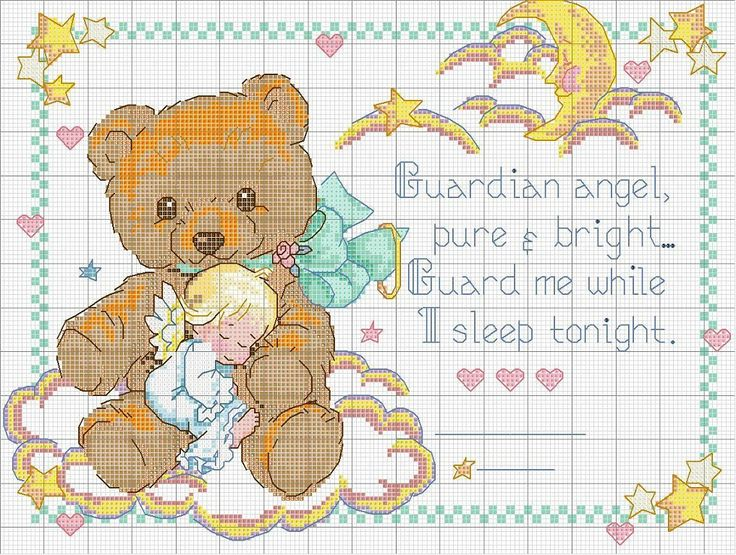 For children ... cross stitch (p. 106) | Learn Crafts is facilisimo.com