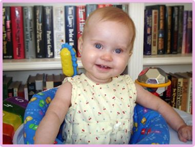 Alpers Syndrome, a fatal mitochondrial disease.