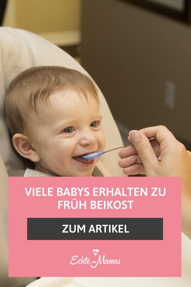 Baby Spuckt Nach Brei