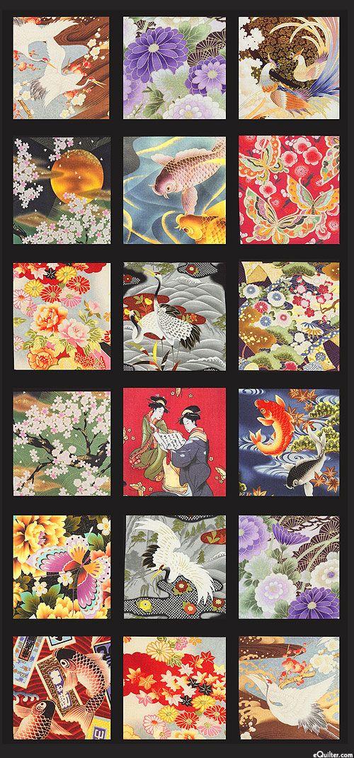 Cumbussable asian print comforters good