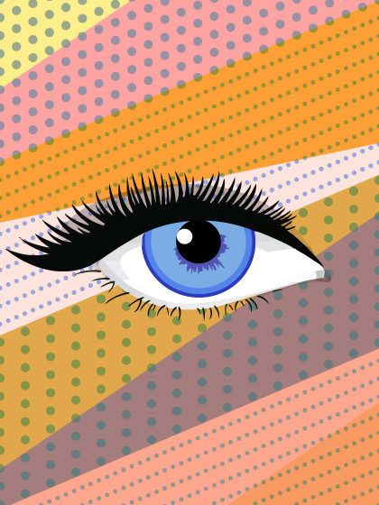 Nicht jeder Lidschatten passt zu jeder Augenfarbe. Wir verraten euch, welche Kajal- und Eyeshadow-Nuancen eure Augen richtig strahlen lassen.