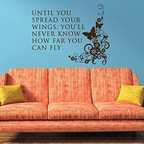 Best QUOTES Motivation Vinyl Decals Images On Pinterest - Custom vinyl wall decals groupon