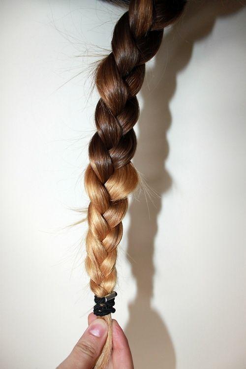 I guess you could call this an.....ombraid....aha...aha...aha... That is the only reason I pinned this. -Sarah