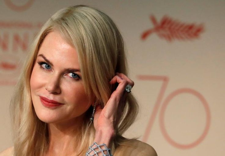 Nicole Kidman tells Cannes her rebel spirit pushes her to strange films| Reuters
