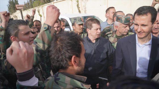 La verdad oculta: Israel: Ha llegado el momento de asesinar a Bashar...