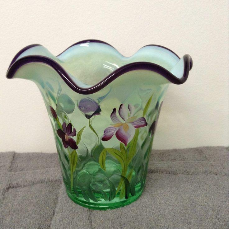 1000 Images About Fenton Glass On Pinterest Cobalt Blue