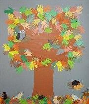 Herfstboom 1