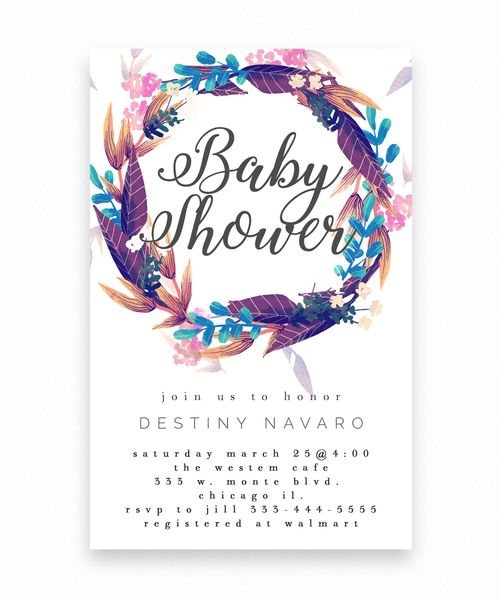 40 best Cheap Baby shower invitation images on Pinterest Baby - baby shower invitation