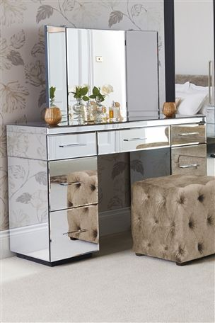 Buy Simpson Dressing Table from the Next UK online shop