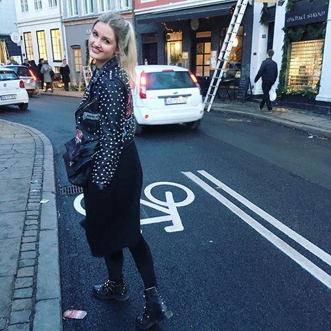 Kristina Krøvel kriskrov in Copenhagen