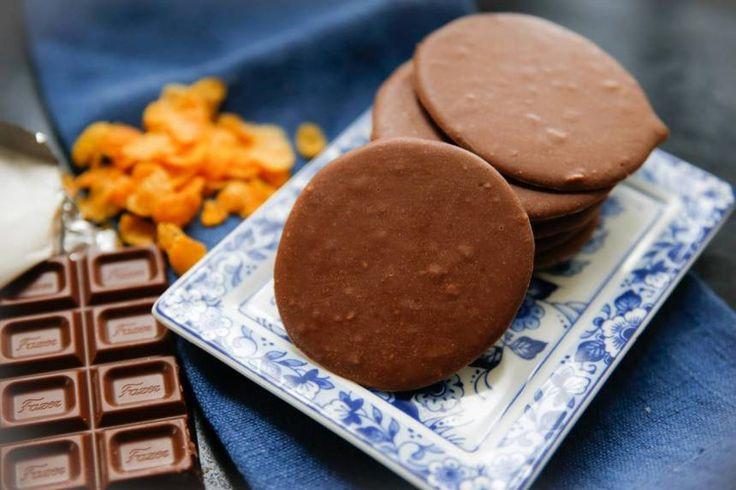 Noblesse, hemgjorda chokladkakor