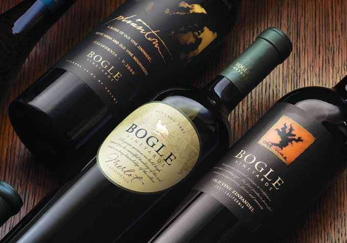 BOGLE VINEYARDS :: Wine Profiles - no matter what the vintage this brand is always consistent at a reasonable price! The Petite Sirah is a favorite but I want to try the new red blend soon!