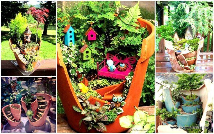10 DIY Garden Ideas For the Amazing Backyards 9