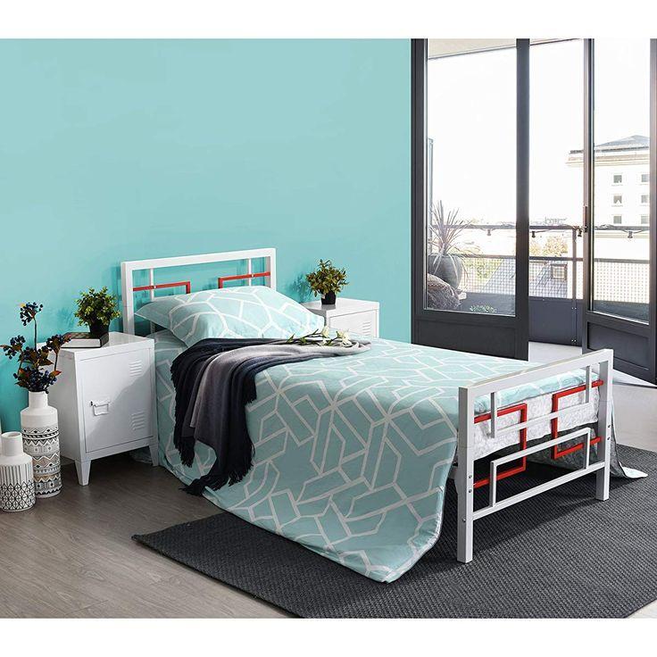 Bed Frame Twin Size White Twin Bed Frame Bed Frame Platform Mattress