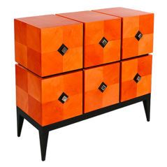 """Commode """"Losange"""" Sideboard by Aymeric Lefort, France, 2004"""