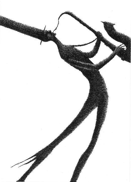 Saxophone, 2013. Marco Lorenzetti.