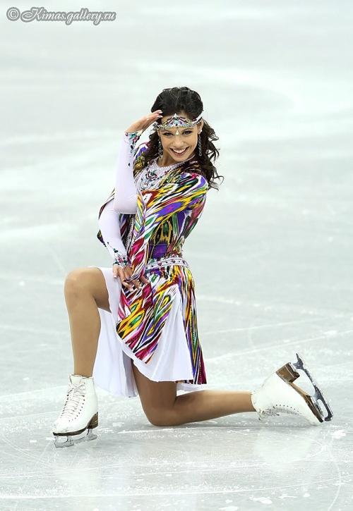 (via Gallery.ru / Elena ILINYKH / Nikita KATSALAPOV RUS - Short Dance - kimas)