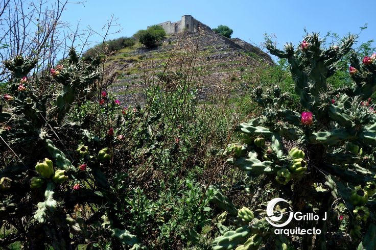 Pirámide del Pueblito, Corregidora, Qro. México